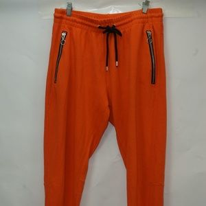 MENS FOREVER 21 TRACK PANTS